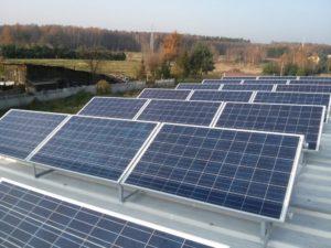 Czerwionka-Leszczyny - System nieinwazyjnego montażu na dachach blaszanych