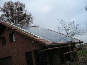 Dom jednorodzinny w Jastrzębiu Zdroju - System GSE Integration