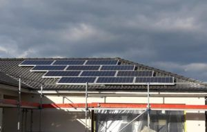 Dom jednorodzinny w Tychach - instalacja o mocy 4,77kW