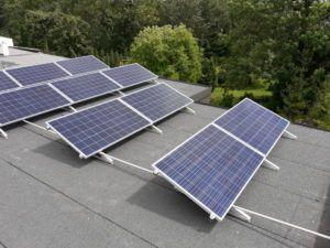 Instalacja o mocy 5,94 kWp - 22 panele polikrystaliczne