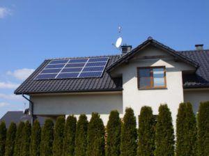 Instalacja o mocy 3,14 kWp - 12 paneli polikrystalicznych