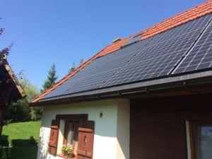 Instalacja o mocy 5,76 kWp - System GSE