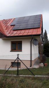 Dom jednorodzinny  w Rudach Raciborskich