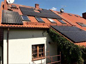Dom bliźniak w Katowicach